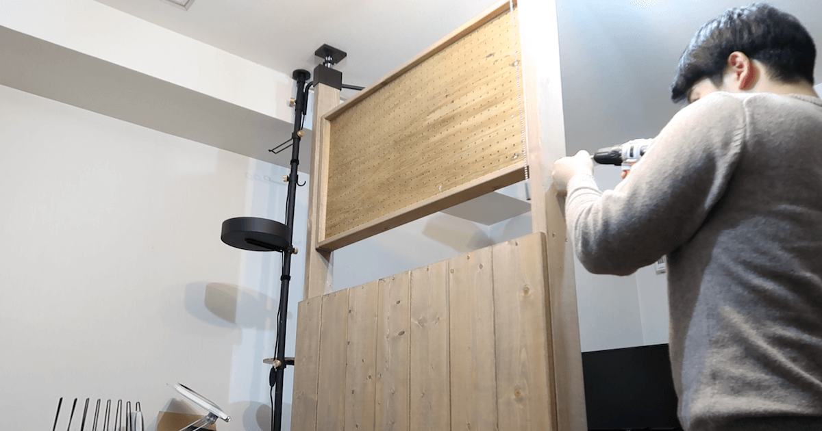 diy-partition-wall-with-labrico24